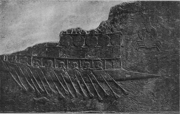 Eski Mısır, Gemi, Nil